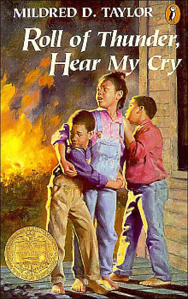 """an analysis of roll of thunder hear my cry by mildred taylor Roll of thunder, hear my cry by mildred d taylor  taylor wrote roll of thunder, hear my cry to depict heroic african americans taylor says, """"i wanted to show a family united in love and self-respect, and parents, strong and sensitive,  —mildred d taylor """" roll of thunder,."""